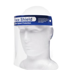 Protección de seguridad de eye & face